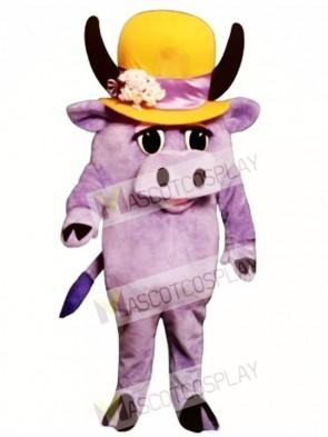 Madcap Cow Mascot Costume