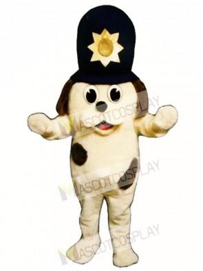 Cute Madcap Dog Mascot Costume
