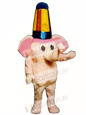 Madcap Elephant Mascot Costume
