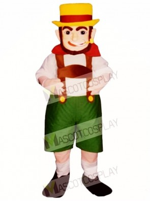 O'Leary Leprechaun Mascot Costume
