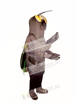 Horse Fly Mascot Costume