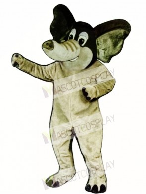 Fighting Elephant Mascot Costume