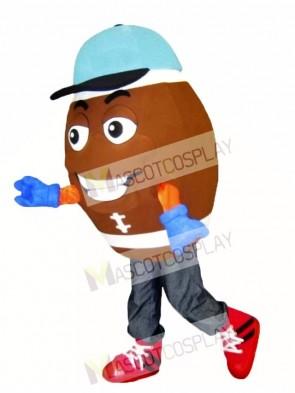 American Football Ball Mascot Costumes