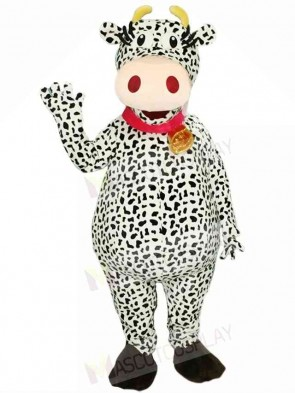 Cow with Bells Mascot Costumes Animal
