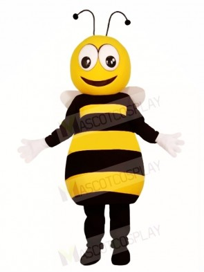 Cute Big Eyes Bee Mascot Costumes Insect