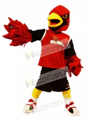 Red Cardinal Mascot Costumes Bird