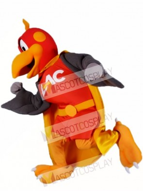 Orange Bird Mascot Costumes Animal