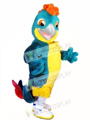 Blue Bird Mascot Costumes Animal