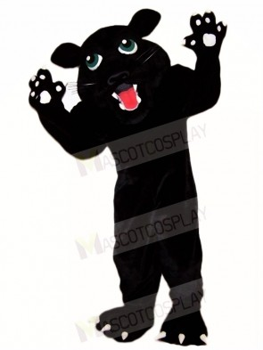 Black Panther Mascot Costumes Animal