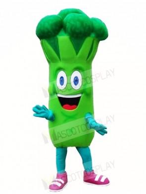 Bruce Broccoli Mascot Costumes Vegetable