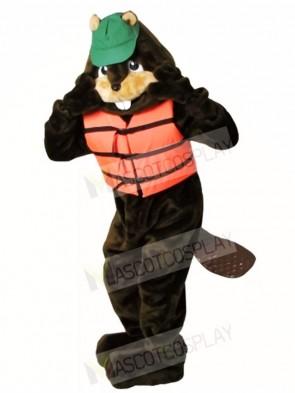 Buddy Beaver Mascot Costumes Animal