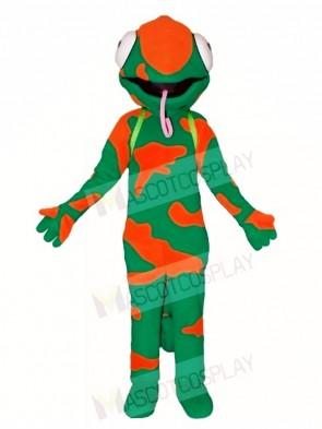 Chameleon Lizard Mascot Costumes