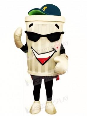 Garbage Trash Can Ash Bing Mascot Costumes