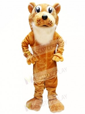 Colby Cougar Mascot Costumes Animal