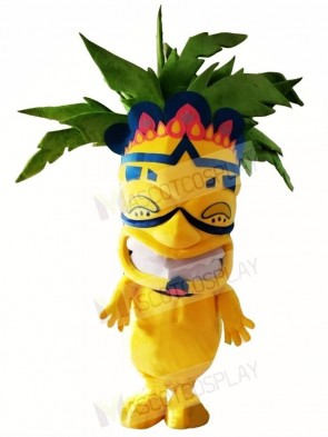 Palm Tree Mascot Costumes Plant