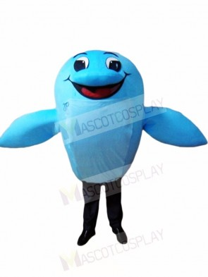 Dolphin Mascot Costumes Sea Ocean Fish