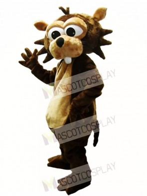 Brown Squirrel Mascot Costume Forest Animal Mascot Costumes