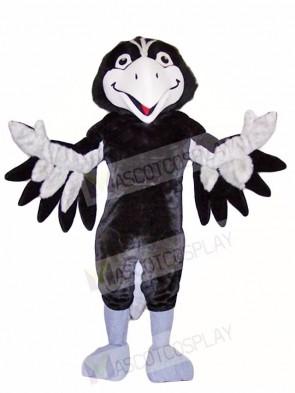 Black Hawk Eagle Mascot Costumes Bird Animal
