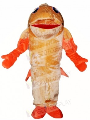 Clownfisch Maskottchen Kostüme Aquatic Ozean Aquarium