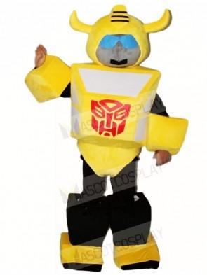 Autobots Bumblebee Mascot Costumes Transformers