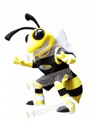 Yellow and Black Hornets Mascot Costume Hornet Insect Mascot Costumes