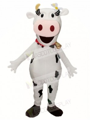 Dairy Cow Cattle Milk Mascot Costumes Animal