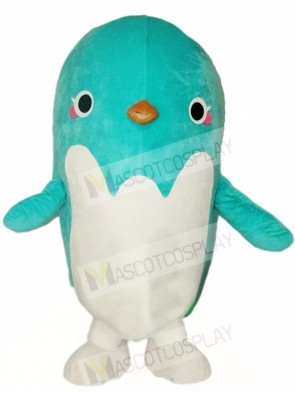 Blue Bird Penguin Mascot Costumes Animal