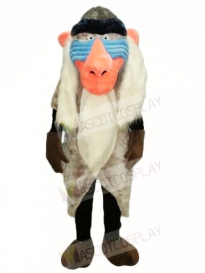 The Lion King Simba Monkey Rafiki Baboon Mascot Costumes Animal