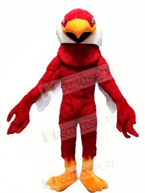 White Head Red Muscle Eagle Mascot Costumes Animal