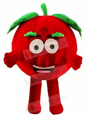 Happy Tomato Mascot Costumes Plant