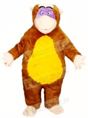 Monkey King Mascot Costumes Animal