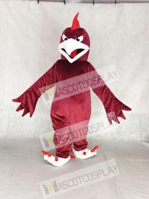 Red Roadrunners Mascot Costumes Bird
