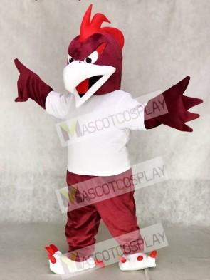 Red Roadrunners Mascot Costumes Bird Mascot Costumes