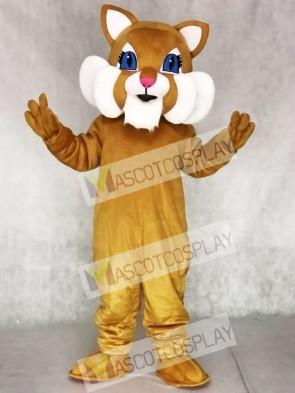 Cute Miss Boots Cat Mascot Costumes