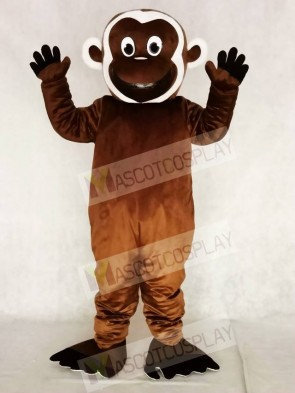 Bearded Monkey Mascot Costumes Animal