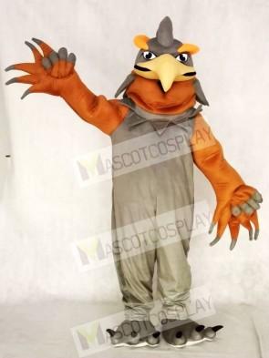 Gray Phoenix Mascot Costumes