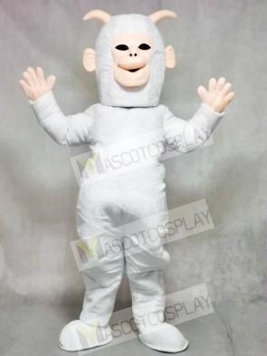Yeti Mascot Costumes Animal