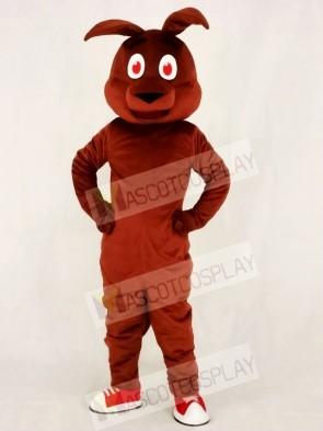 Friendly Kangaroo Mascot Costumes Animal