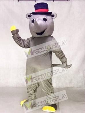 R.I. Nocerous Rhino Mascot Costumes Animal