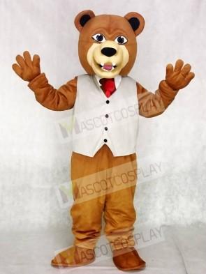 Barclay Bear Mascot Costumes Animal