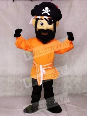 Fierce Pirate Mascot Costumes