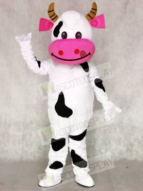 Pink Ear Cow