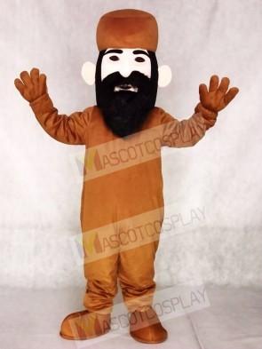 Mountain Man Mascot Costumes People