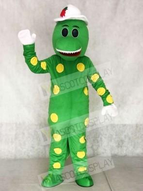 Green Dorothy Dinosaur Mascot Costumes Animal
