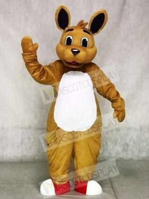 High Quality Kangaroo Mascot Costumes Animal