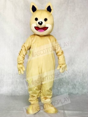 Cute Parky Dog Mascot Costumes Animal