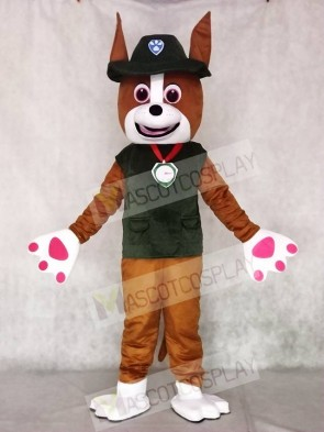 PAW Patrol Tracker Chihuahua Dog Pup Mascot Costumes Animal