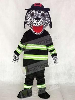 Fire Dalmatian Dog Mascot Costumes Fireman Fire Fighter Animal