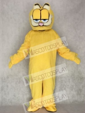 Super Cute & Funny Garfield Mascot Costume Cartoon Anime