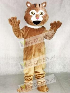 Lynx Cat Mascot Costumes Animal